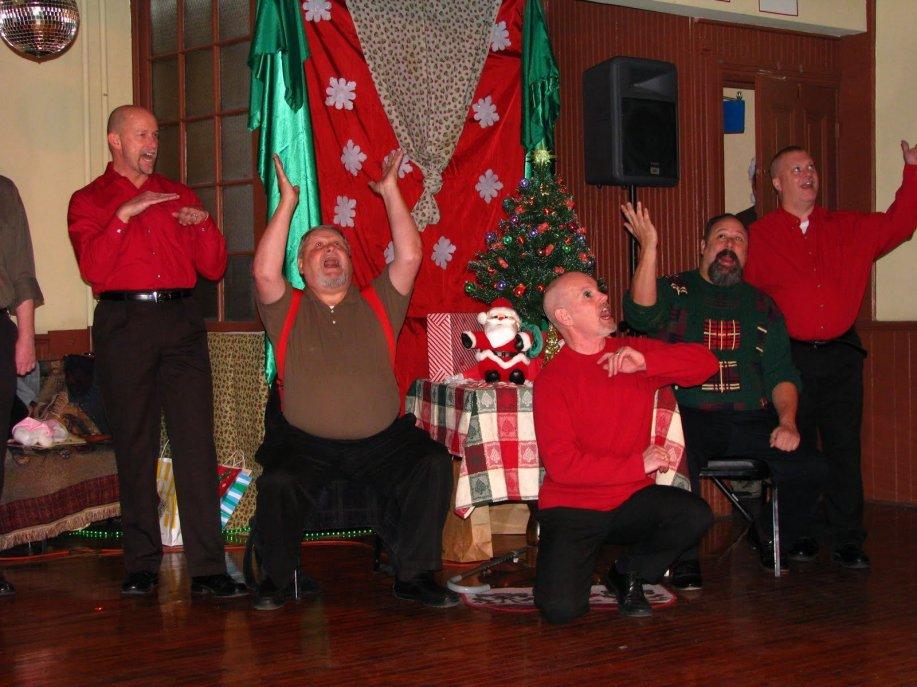 Harrisburg Gay Men's Chorus Christmas Caberet 2010