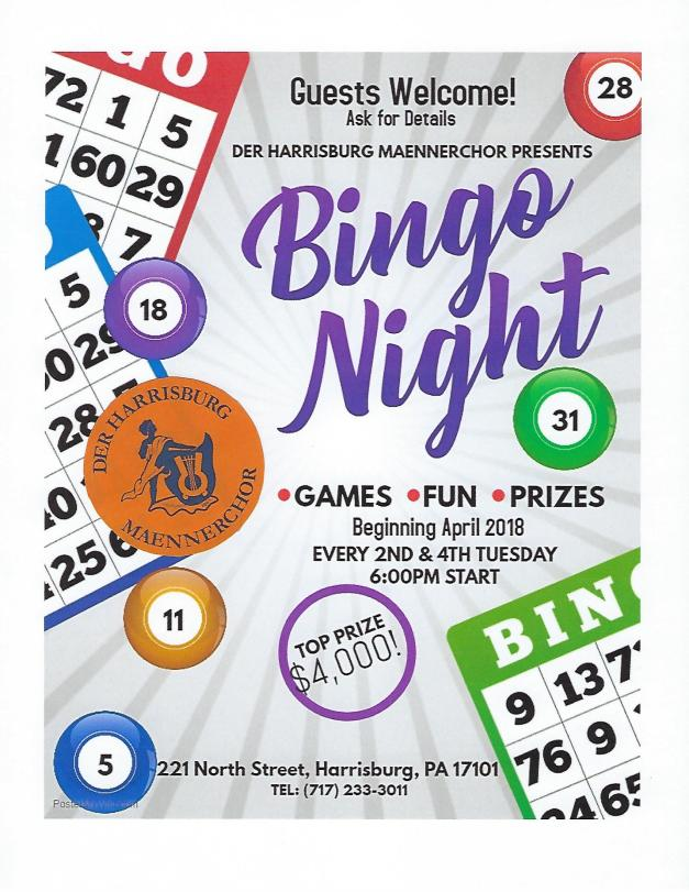 Chor Bingo Flyer V2 3-29-18 (1)